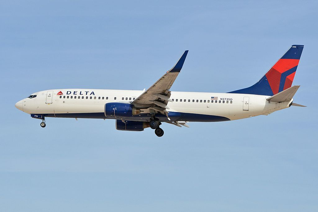 Delta Air Lines Fleet Boeing 737 800 Details and