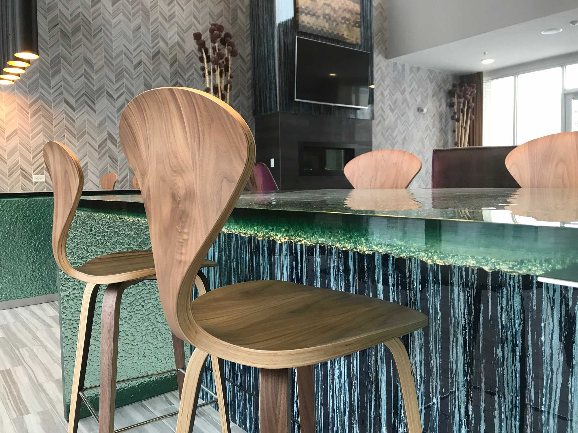 Jockimo Inc The Advanced Architectural Products Specialists Glass Flooring Antique Mirrors Cast Glass And More Glass Countertops Glass Floor Glass Decor