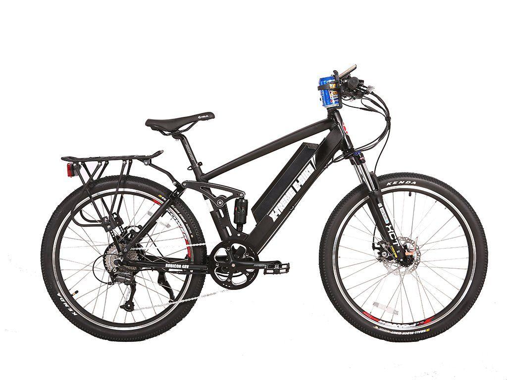 X Treme Rubicon Electric Mountain Bike