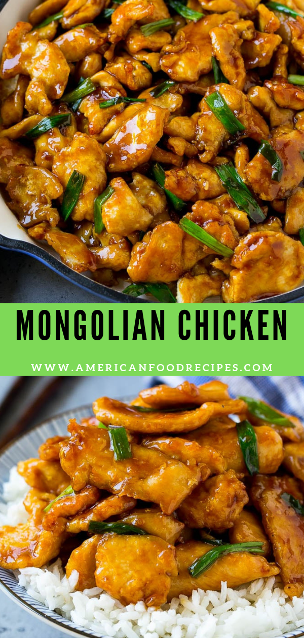 Photo of BEST RECIPES : HOW TO MAKE MONGOLIAN CHICKEN
