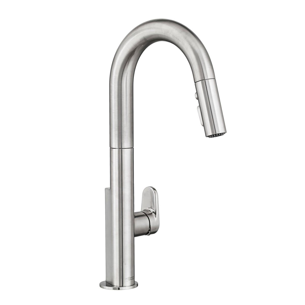 American Standard 4931300 With Images Stainless Kitchen Faucet