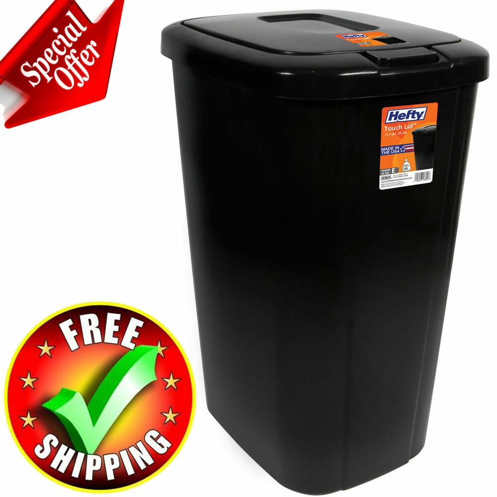 Garbage Can Garbage Can Ideas Garbage Can Garbagecan Trash Can 13 Gallon Kitchen Home Garbage Plastic Can Commerc Trash Can Garbage Can Outdoor Trash Cans