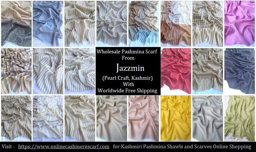 Buy Premium Quality Kashmiri Pashmina Scarf And Stoles Choose From Our Wide Range Of Embroidered Pashmina Shawl Kan Pashmina Pashmina Scarf Cashmere Pashmina