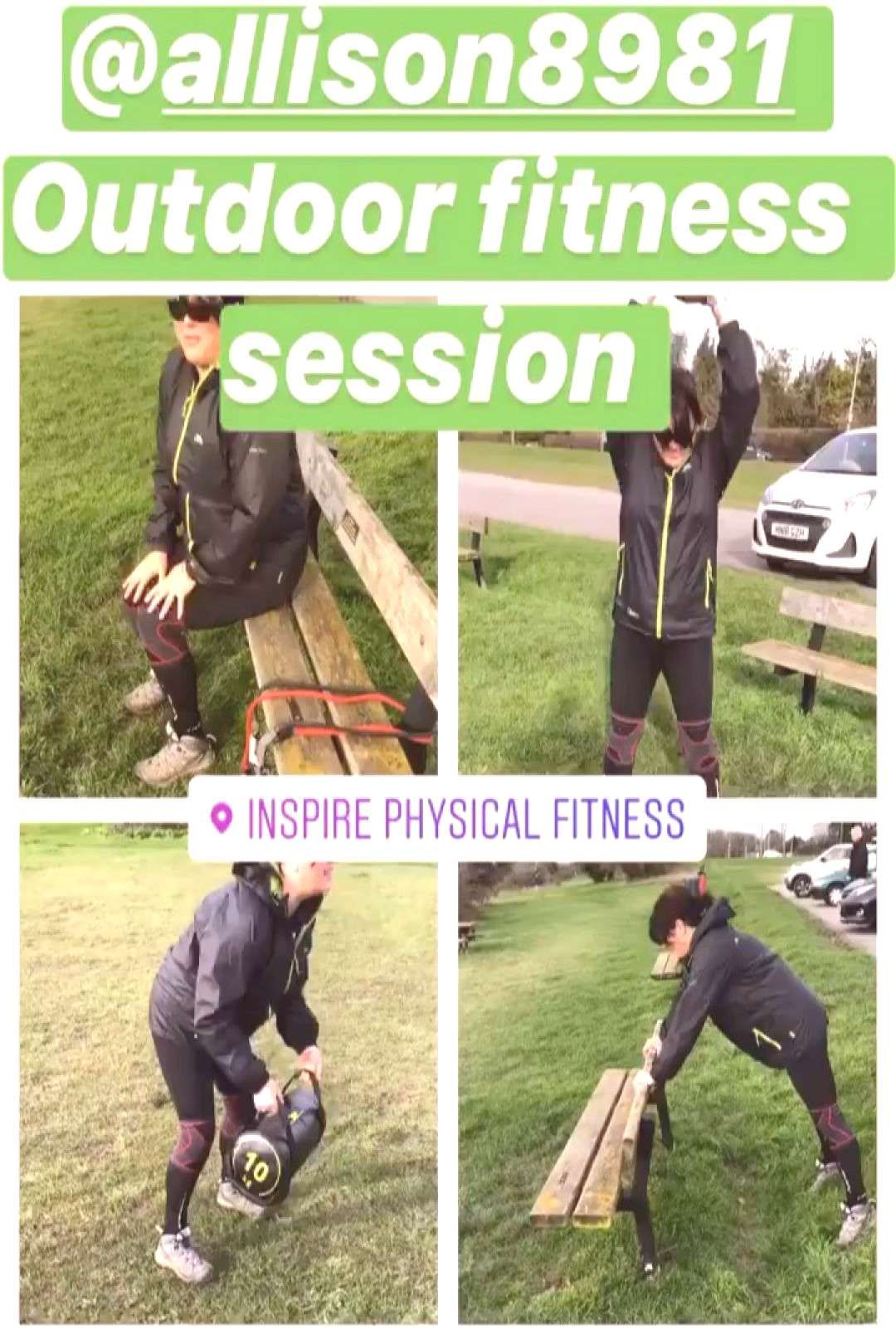 #portsdown #outdoor #fitness #session #morning #weights #hill #kick #the #up #to #of Outdoor fitness...