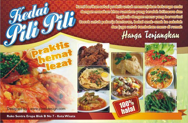 Contoh Banner Iklan Makanan Contoh Iklan Produk Dan Jasa Banner
