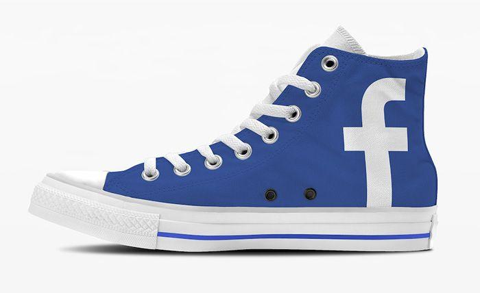 بالصور: ماذا لو كانت الماركات العالمية تصنع الأحذية الرياضية؟