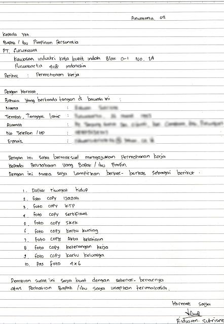 Hai Sobat Sumberarticles Com Pada Kesempatan Kali Ini Saya Akan Membagikan Bagaimana Sih Cara Membuat Surat Lamar Creative Cv Template Tulisan Tulisan Tangan