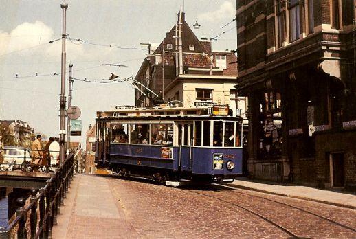 Afbeeldingsresultaat voor lijn 9 amsterdam zwanenburgwal