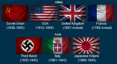 Pin By Chandler Pruitt On Wwii Allies Axis Historical Flags World War Two Ally