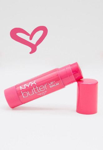 Nyx Butter Lip Balm Parfait With Images Lip Balm The Balm