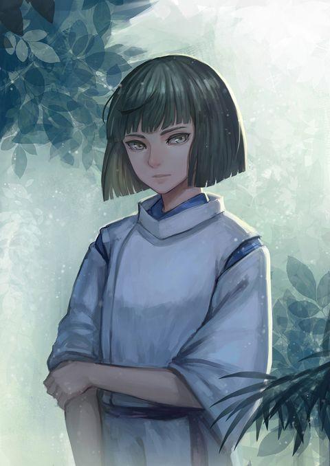 落書き ハク様 トウマ トマトのイラスト Studio Ghibli Art Studio Ghibli Studio Ghibli Movies