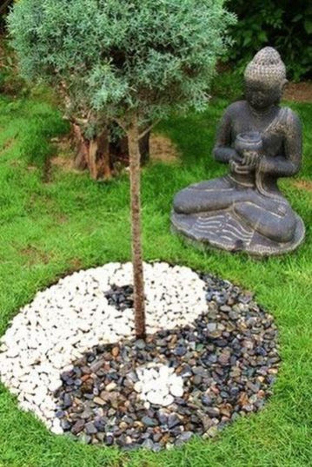 49 Elegante japanische Vorgarten Landschaftsgestaltung #jardineríaenmacetas