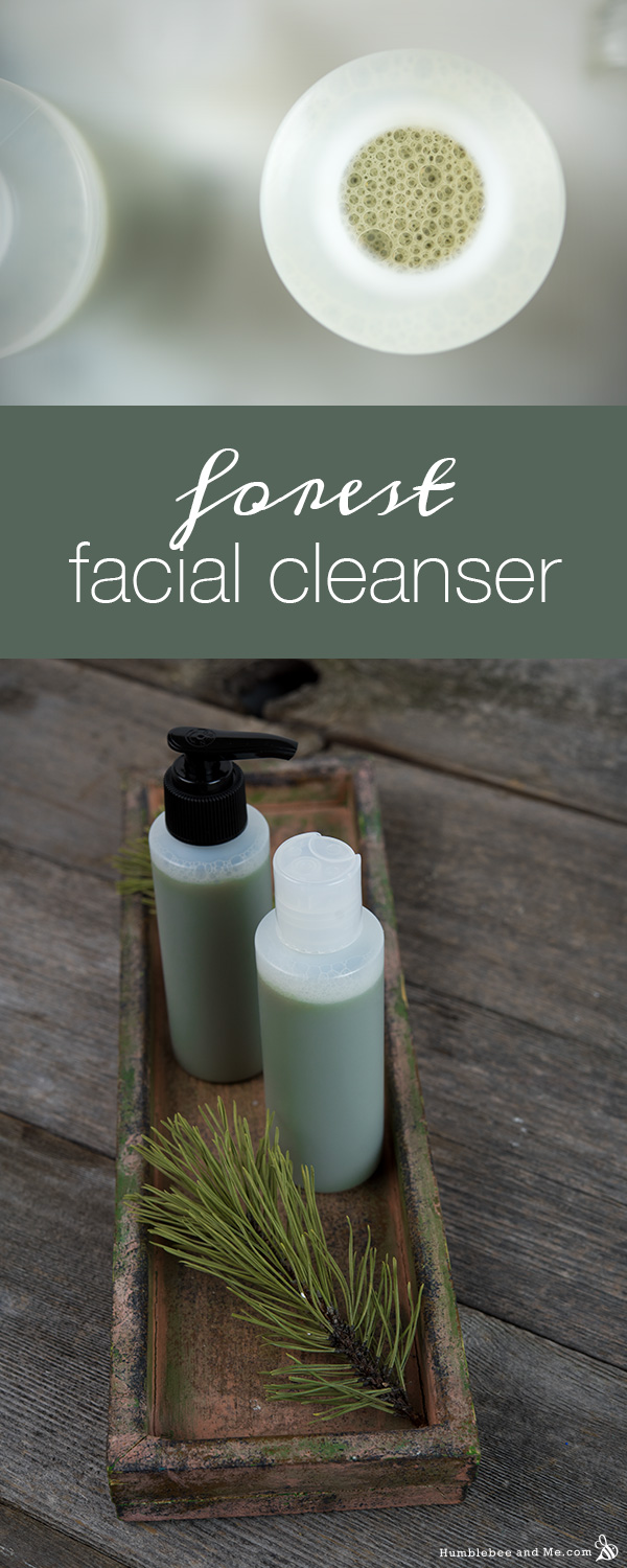 Photo of Forest Facial Cleanser – Humblebee & Me