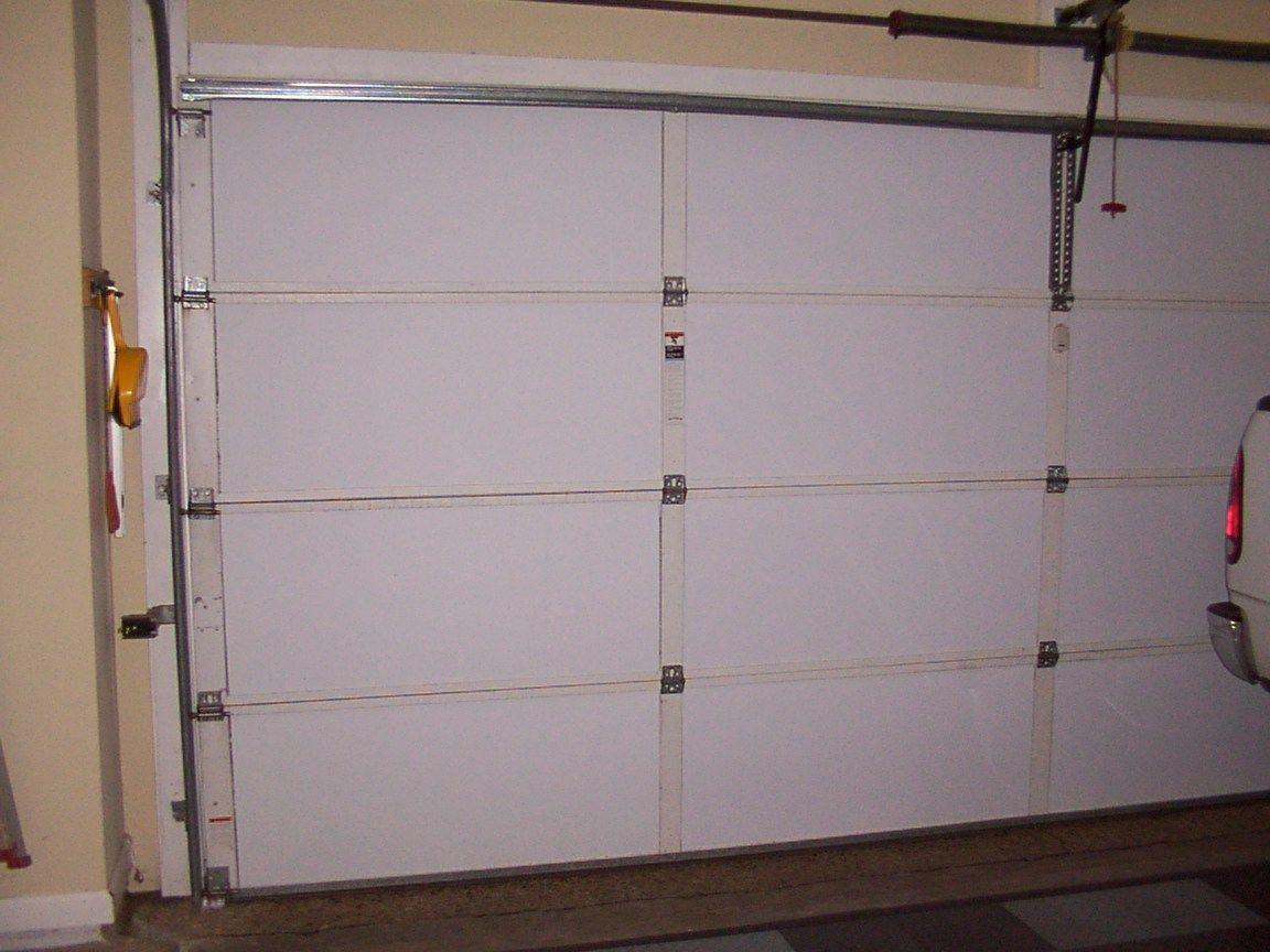 How To Insulate Garage Door Ideas With Insulated Garage Door 20 Best