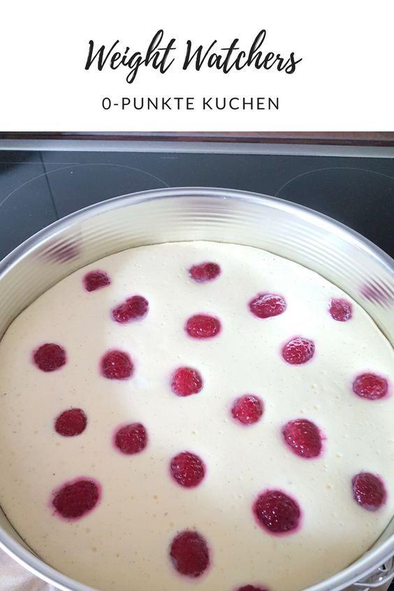 Skyr himbeerkuchen null punkte kuchen von weight for Kuchen schmidbauer