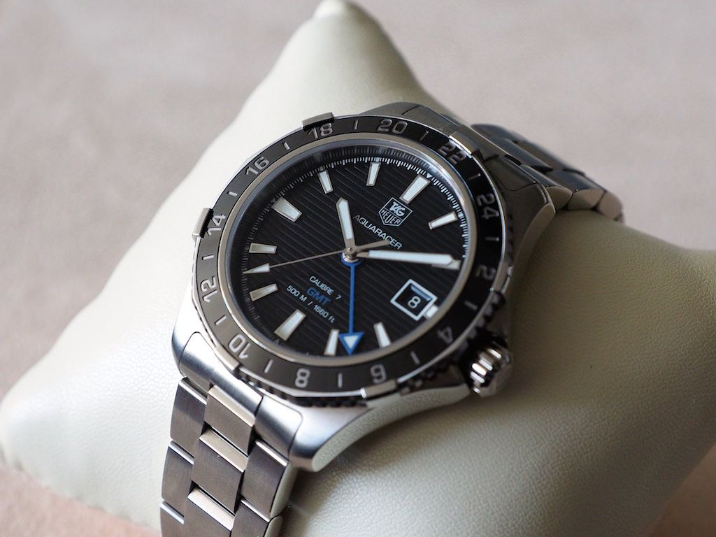TAG Heuer Aquaracer GMT Ceramic | TAG Heuer- Watches ...