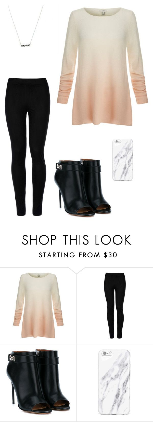 """""""Contest Entry #PVStyleInsiderContest"""" by hailey-massengale ❤ liked on Polyvore featuring Joie, Wolford, Givenchy, contestentry and styleinsider"""