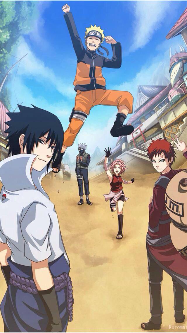Naruto wall paper