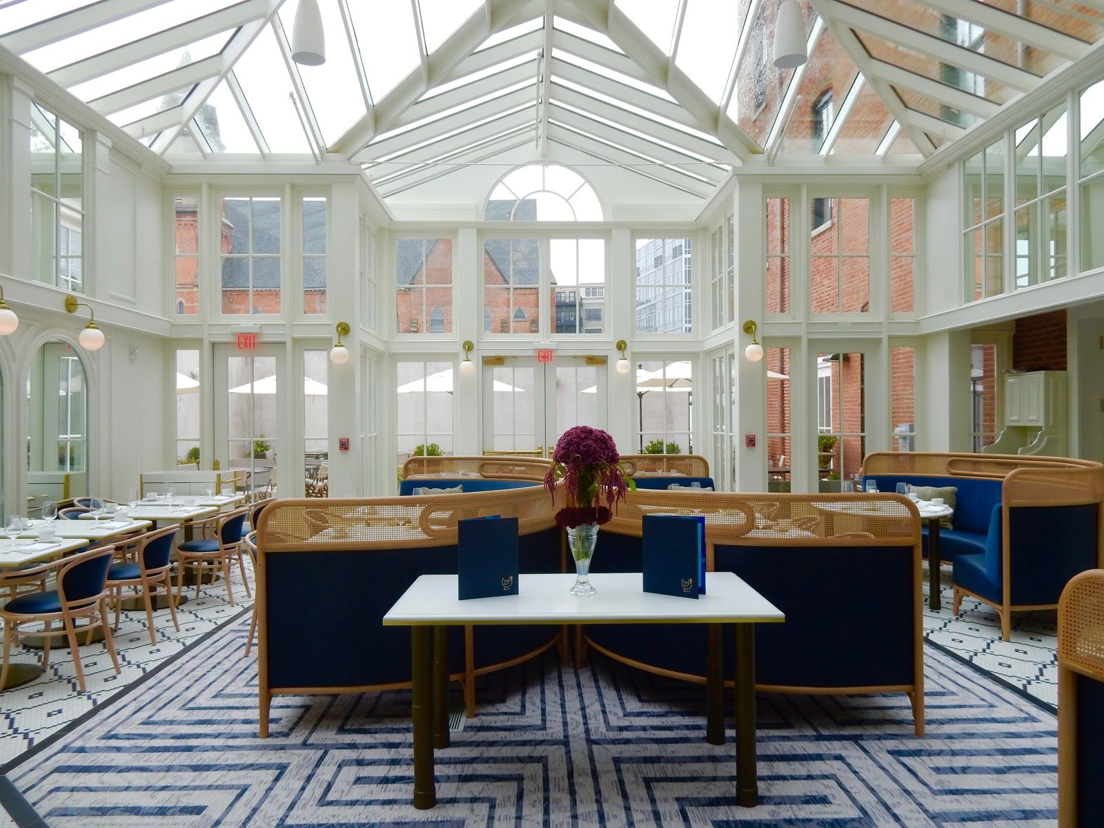 Adelphi Hotel Saratoga Springs Ny Historic Chic Restaurant