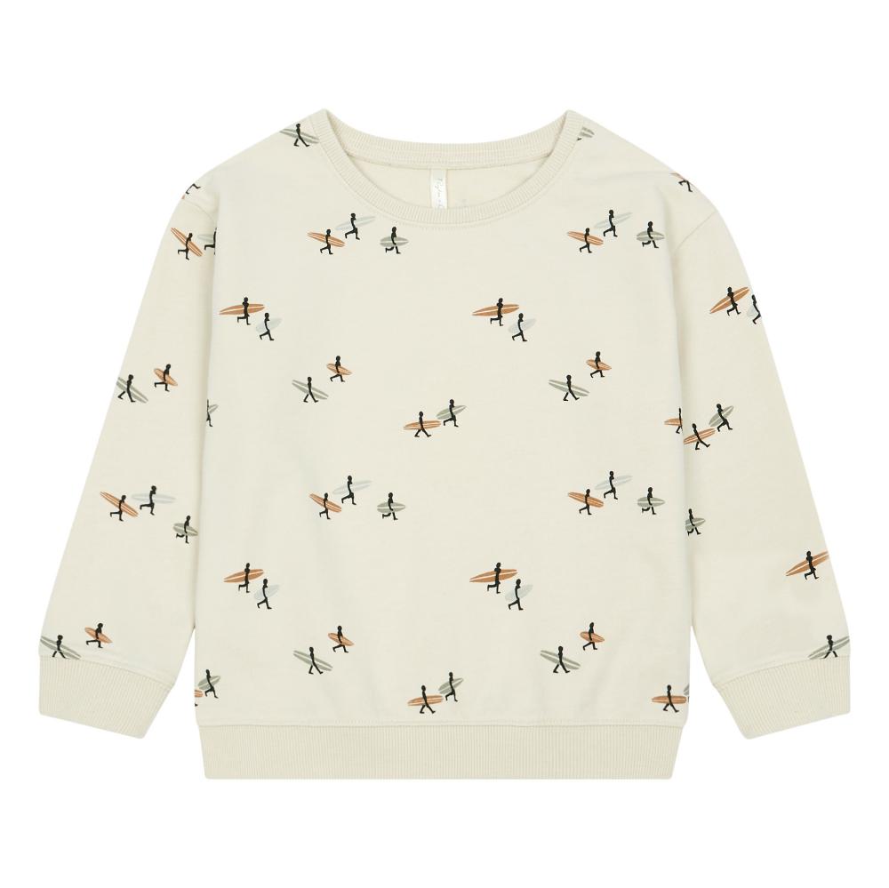 Surfer Sweatshirt White Rylee Cru Fashion Baby Children Surfer Sweatshirts Sweatshirts White Sweatshirt [ 999 x 1000 Pixel ]