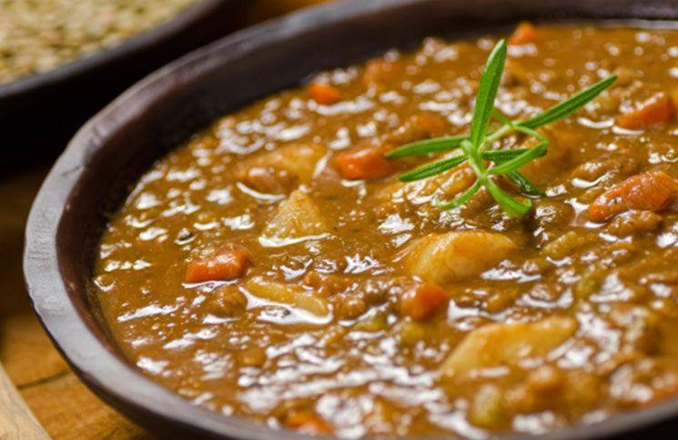 Guiso De Lentejas Una Receta Fácil Y Rápida Para Hacerlo Vegetariano O Con Carne La 100 Guiso De Lentejas Guiso De Lentejas Vegetariano Lentejas