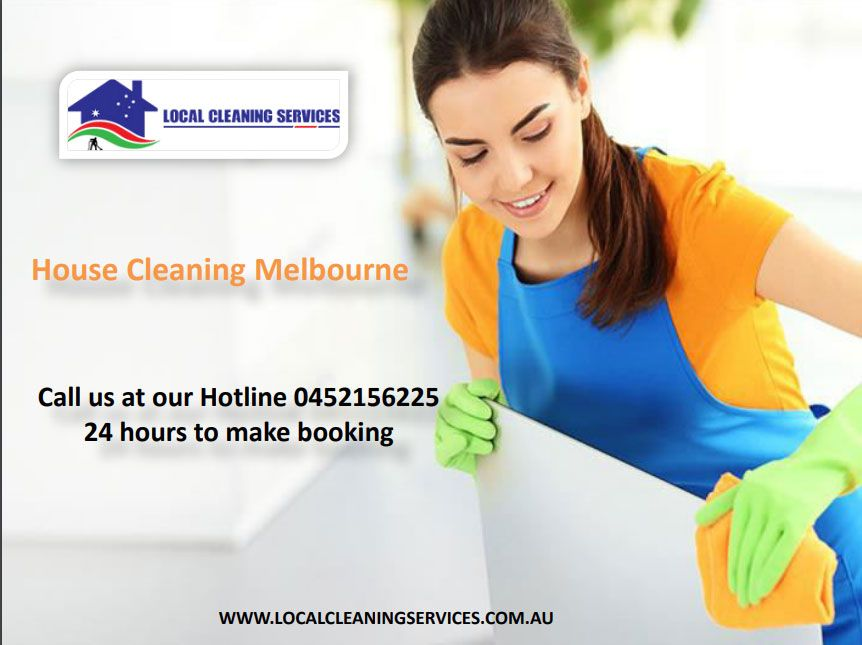 House Cleaning Melbourne - Local Cleaning Services Local Cleaning