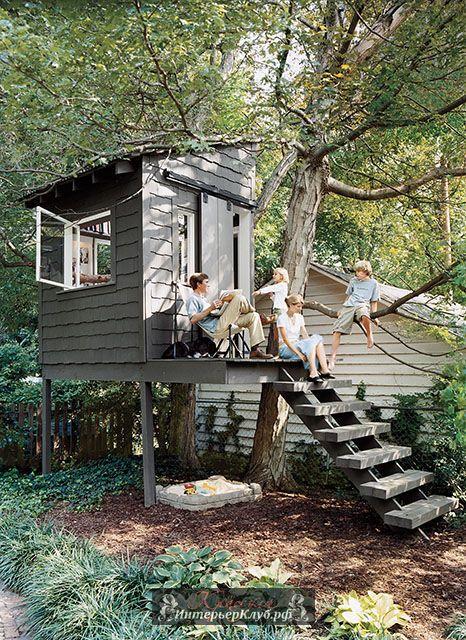 садовые маленькие домики фото