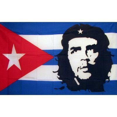 Neoplex Che Guevara Cuba Traditional Flag Wayfair Cuba Che Guevara Flag