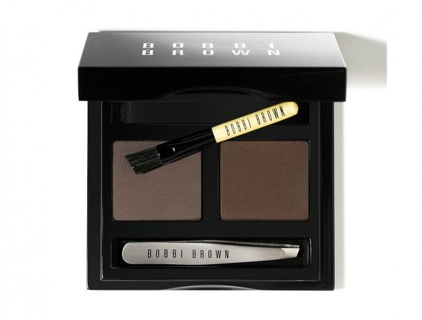Bobbi Brown Dark Brow Kit Defined brows take just a little effort but go the distance in pulling together your look. Use the two shades of p...