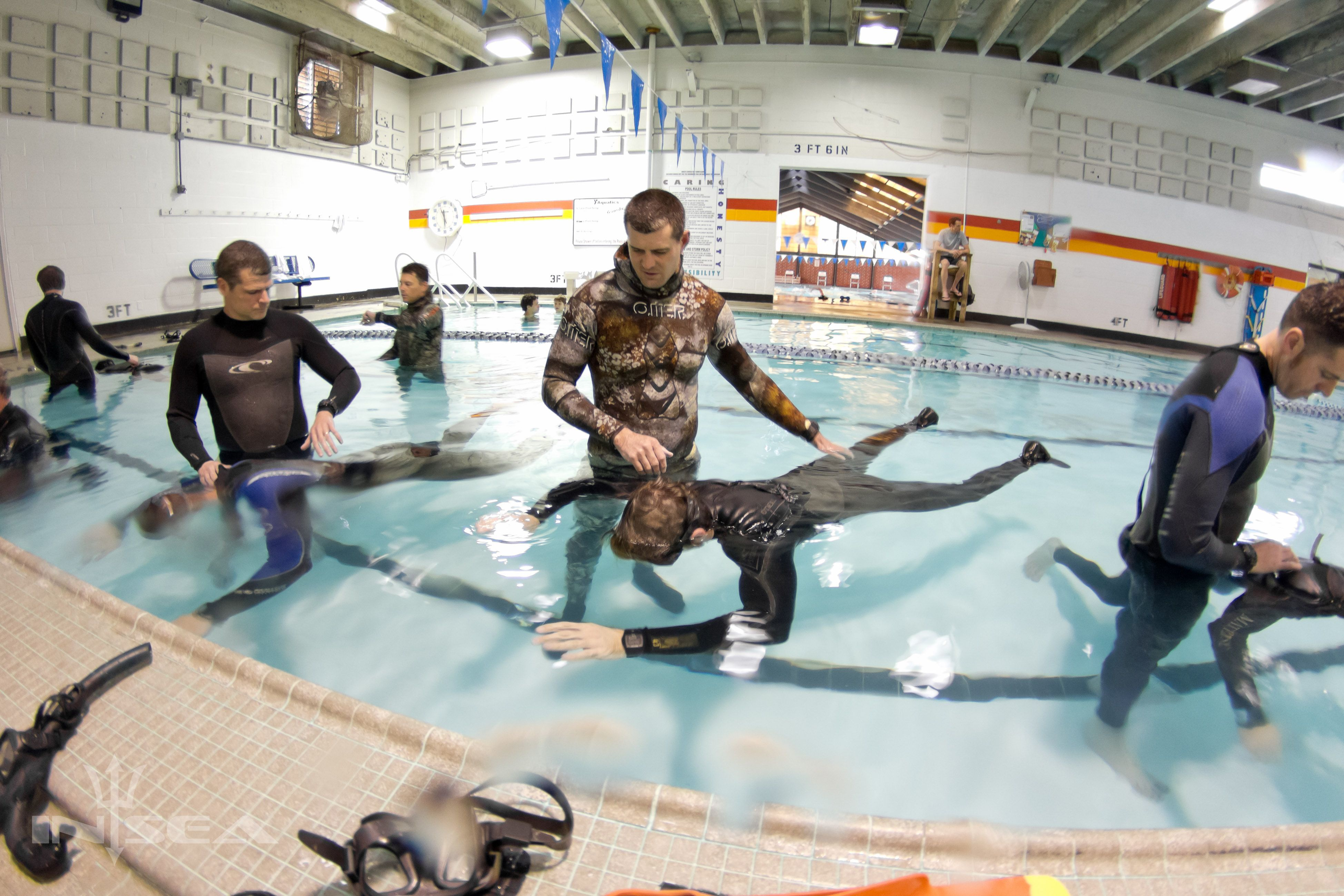 Freediving Instructors International Waterman Survival