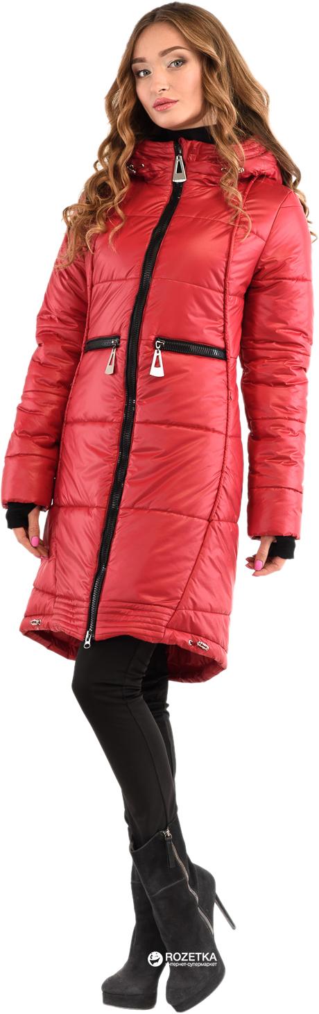 Пальто-пуховик Milhan 1772 36 Красный (2000000029757) – купить на ➦ Rozetka.ua. ☎: (044) 537-02-22, 0 800 503-808. Оперативная доставка ✈ Гарантия качества ☑ Лучшая цена $