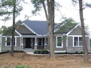 What Colors And Type Of Siding Shake Metal Used House Exterior Color Schemes Traditional Exterior Gray House Exterior