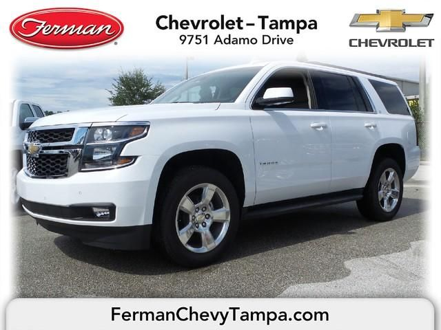 2015 Chevrolet Tahoe Lt Summit White 2wd With Images