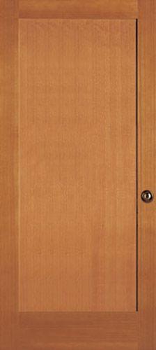 Doug Fir 20 Minute Fire Rated 1 Panel Shaker Types Of Doors Buy Interior Doors Wood Doors Interior