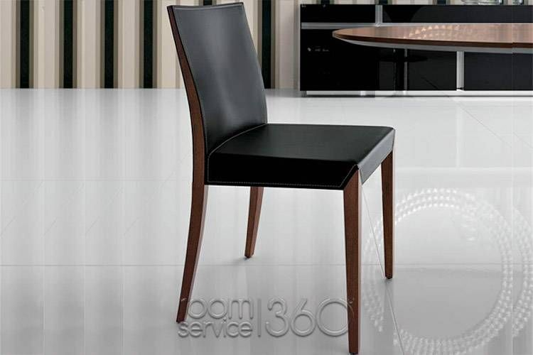 Brigitta Italian Dining Chair By Cattelan Italia 17101 Mit
