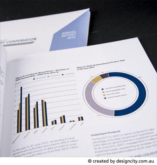 Annual Report Design  Google Search  Infographic