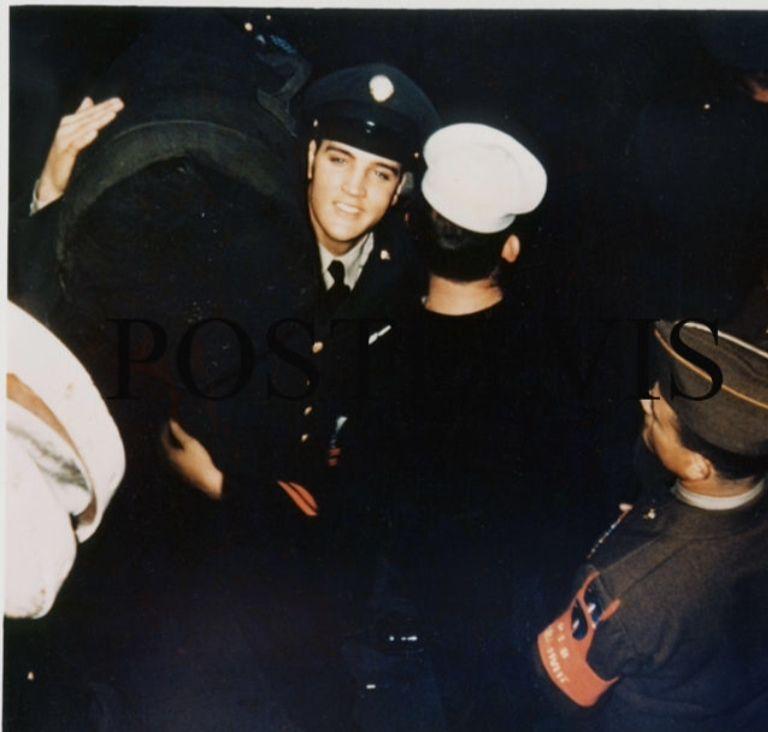 Private Presley