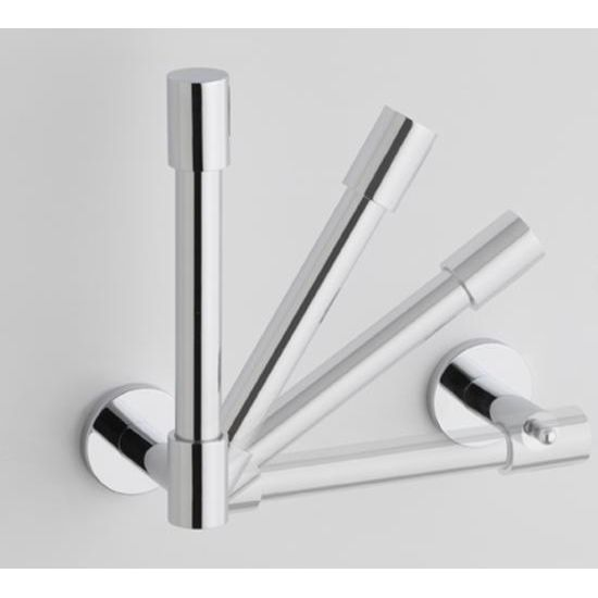 Kohler K14393Cp Stillness Polished Chrome Tissue Paper Holders Cool Chrome Bathroom Accessories Decorating Design