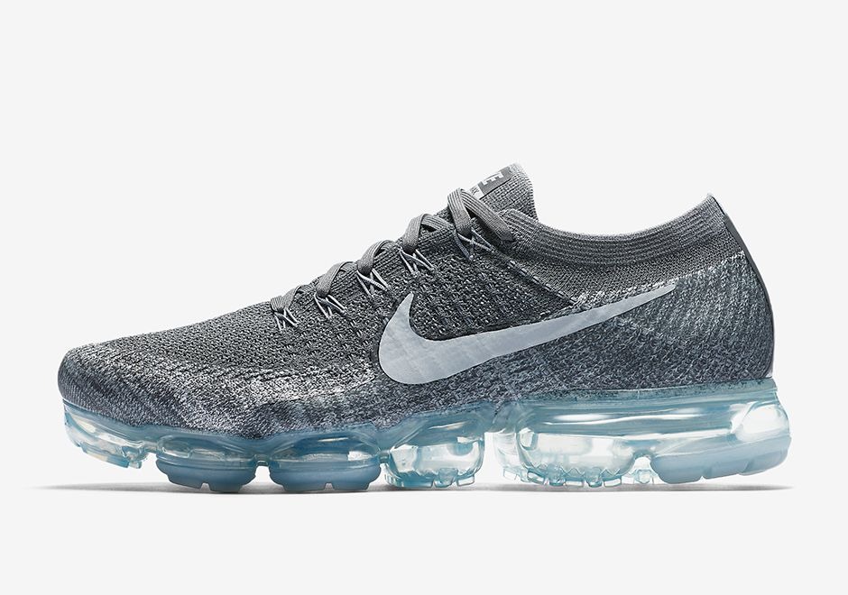 Nike Continues Its VaporMax Wave With New Grey Colorways