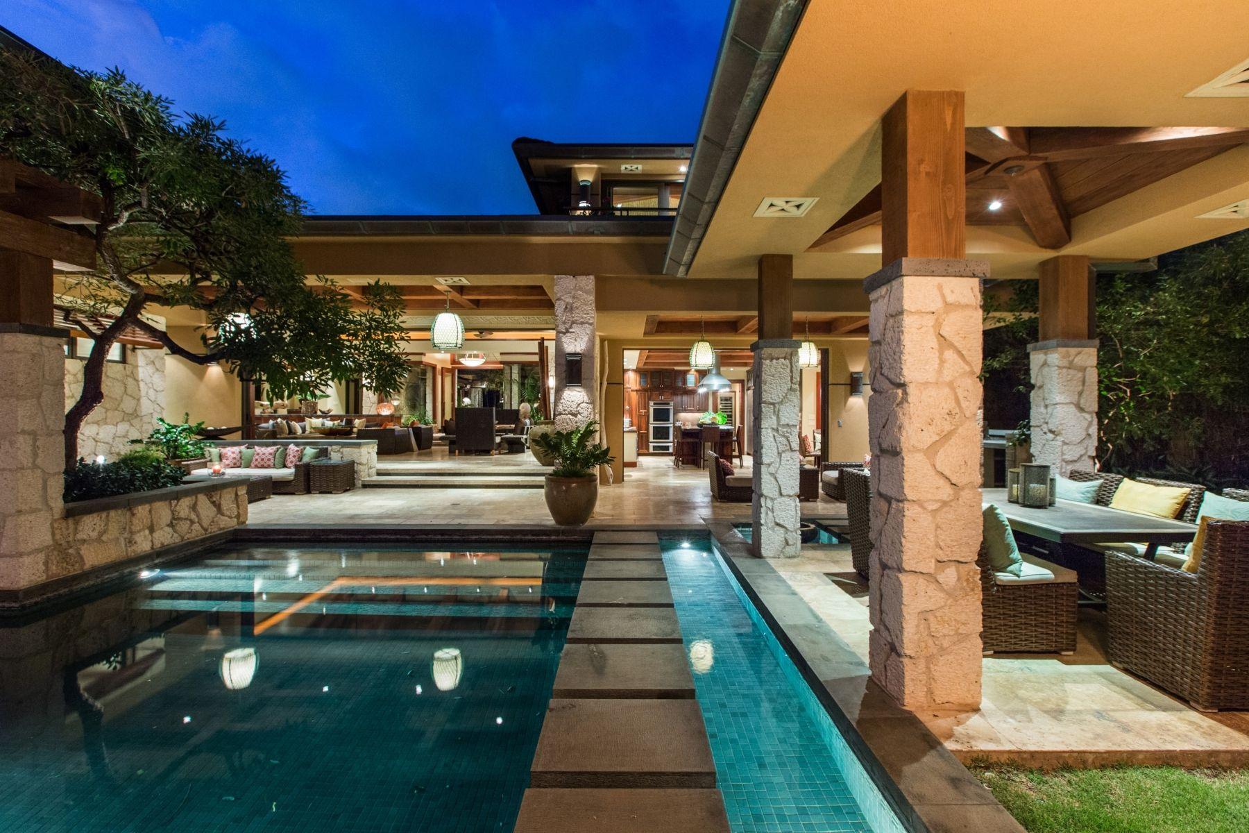 Honolulu, Hawaii Luxury Homes | Banyan House Hawaii   Gallery