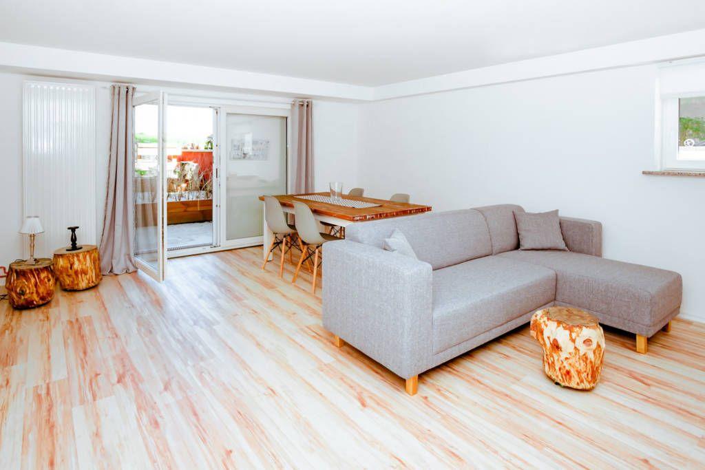 Schau Dir dieses großartige Inserat bei Airbnb an: Souterrain-Wohnung in Strandnähe - Apartments zur Miete in Rostock