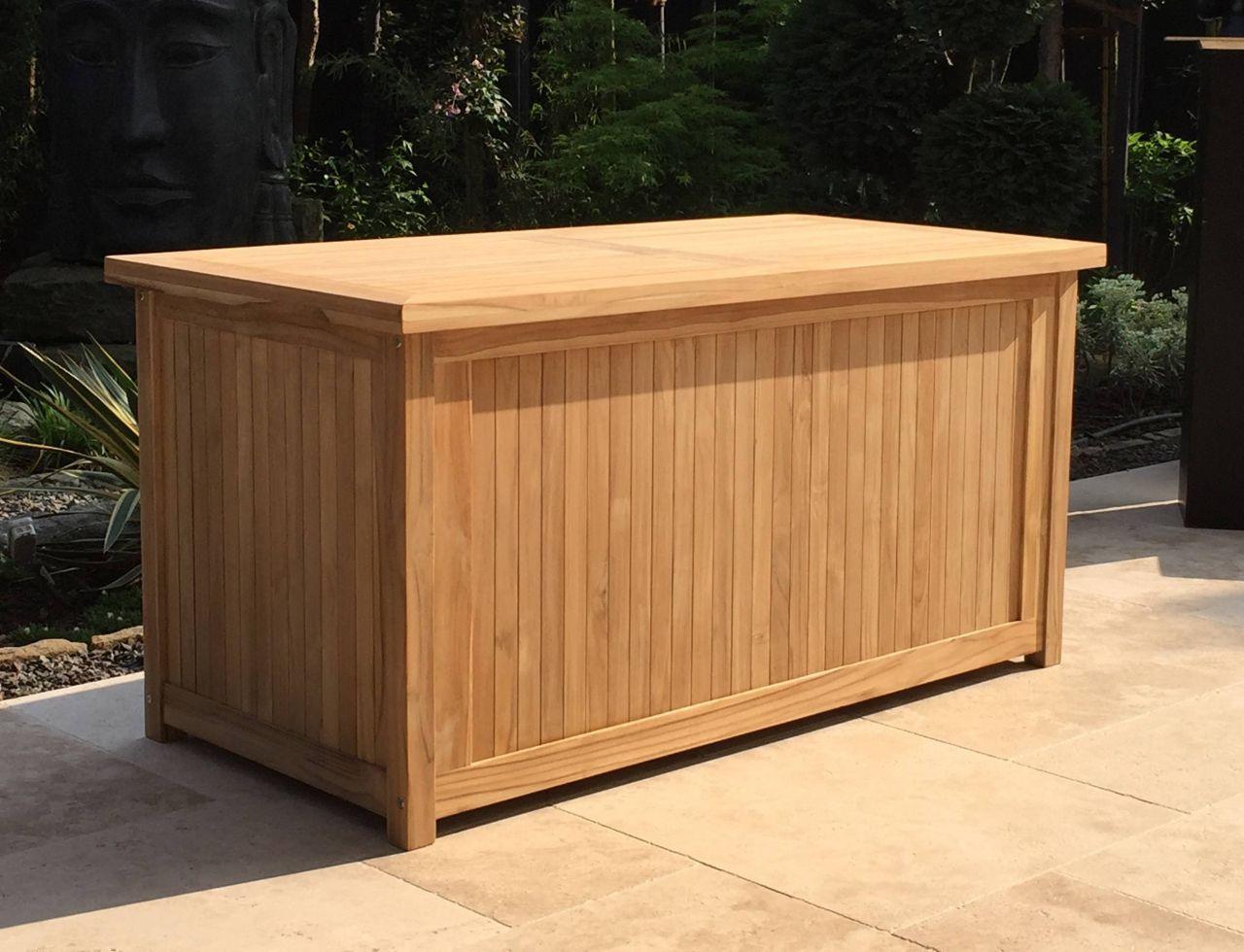 grasekamp kissenbox auflagenbox gartenbox truhe legacy teak jetzt bestellen unter https. Black Bedroom Furniture Sets. Home Design Ideas
