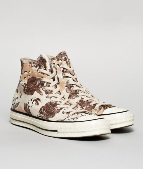 b99d73d9a6fe Converse 1970s Chuck Taylor All Star in desert rose. Vintage details  include