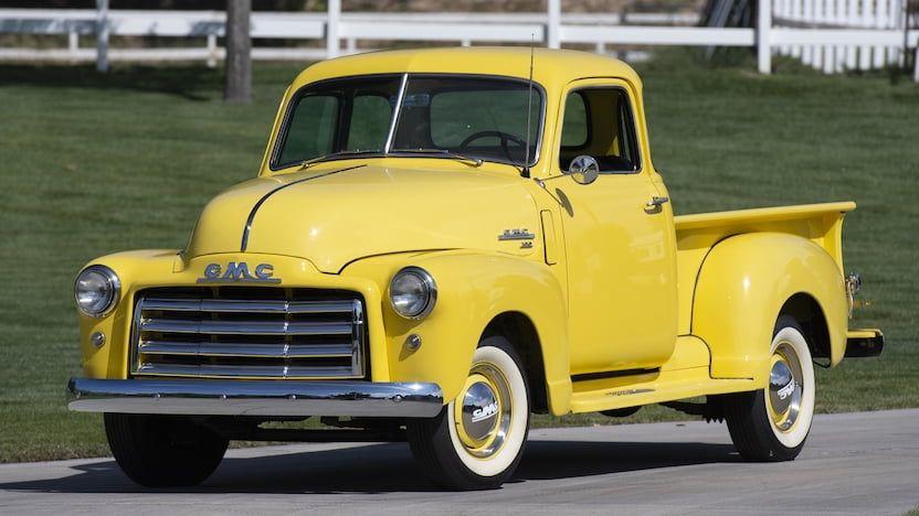 1949 Gmc 100 5 Window Pickup F82 Las Vegas 2018 Classic
