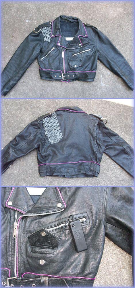 EL Wire Road Warrior Women\'s Jacket | mah style | Pinterest