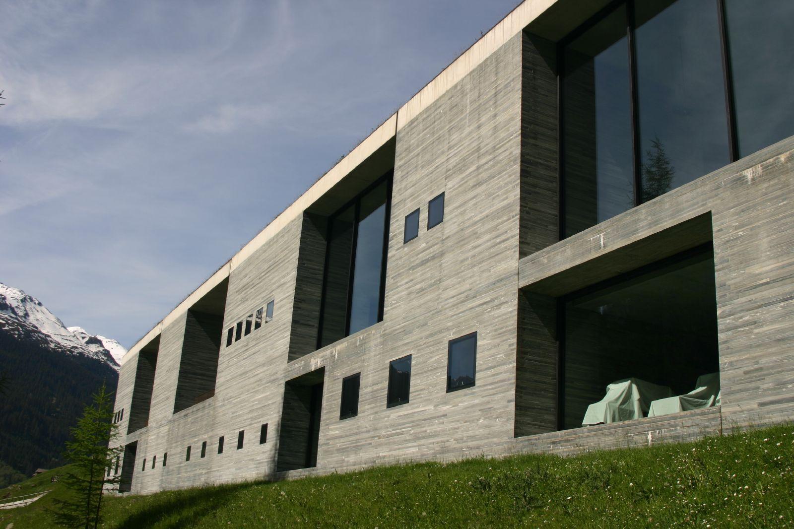 Peter Zumthor, Termas de Vals architecture Pinterest