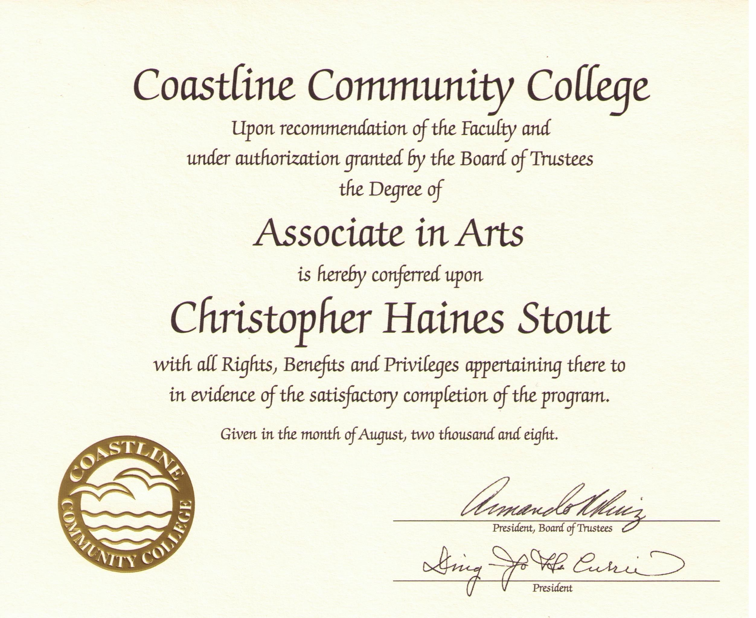 College Graduation Certificate Template Graduation Certificate Template College Diploma School Certificates