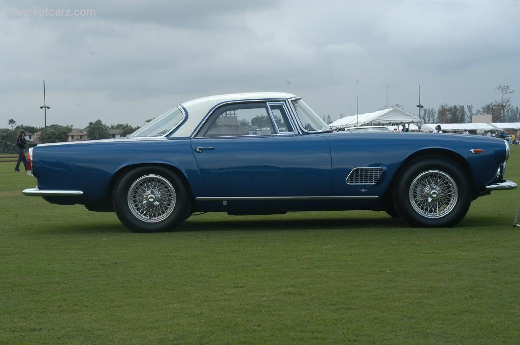 1962 Maserati 3500 GTi (Superleggera Touring, Sebring, 3500GT, Gran Turismo)   Cars,Cars, Cars ...