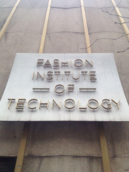 Fashion Institute Of Technology Kate Murphy Amphitheatre New York Fashion Institute Technology Nyc Fashion