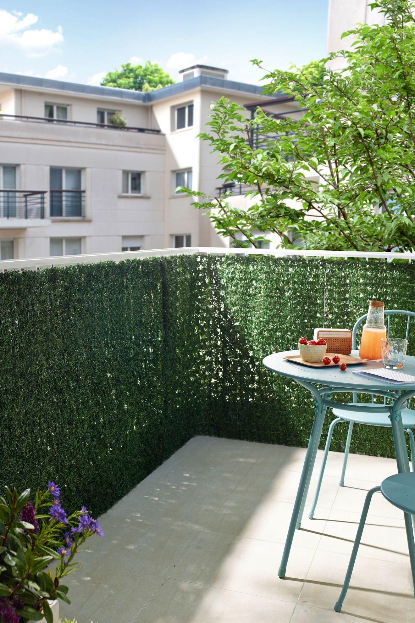 Treillis jardin et canisse : brise vue déco   Pergola terrasse ...